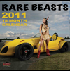 2011 Rare Beasts, Rarer Beauties